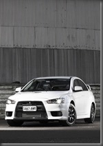 Mitsubishi Lancer Evolution MR 2014 (1)