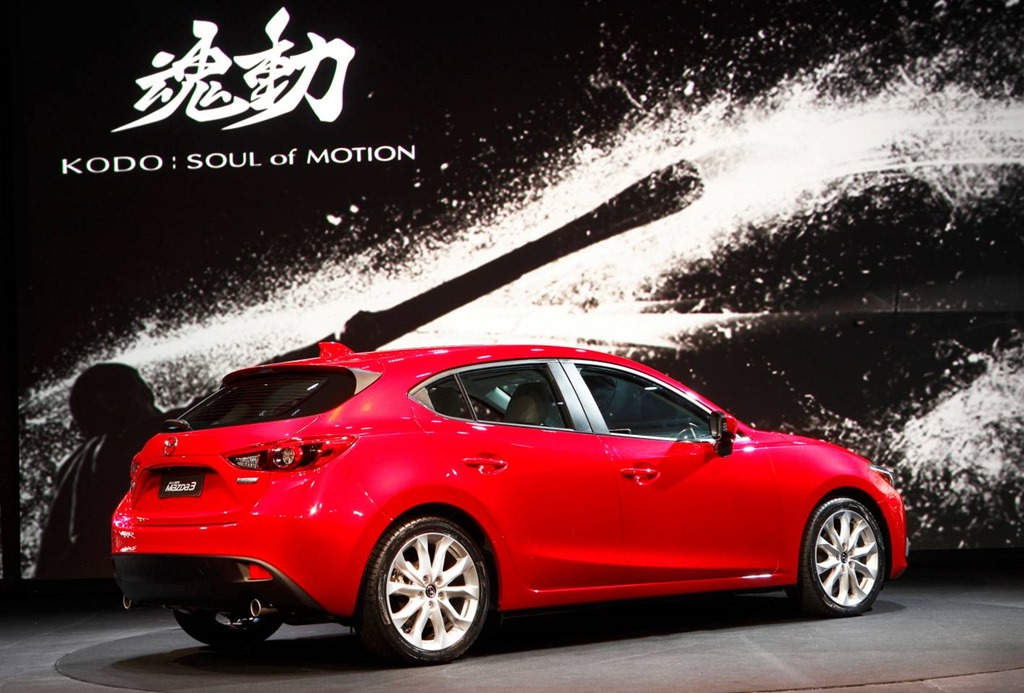 All-New Mazda3 Named 'Car of the Year' by AutoGuide.com ...