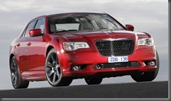 Chrysler 300 SRT 8 (2)