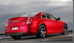 Chrysler 300 SRT 8 (5)