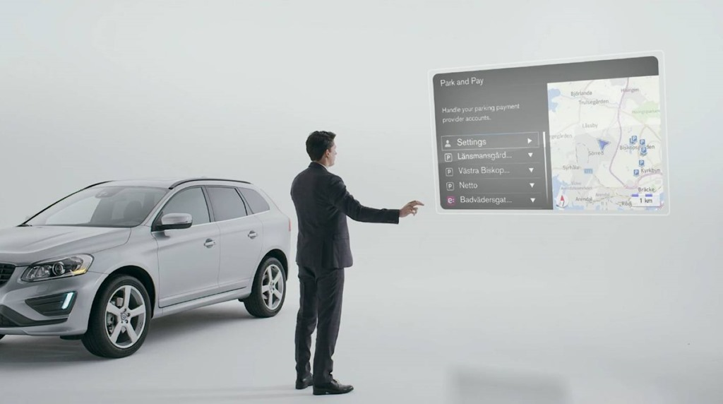 Volvo Cars' cloud solution offers total connectivity and added functionality
