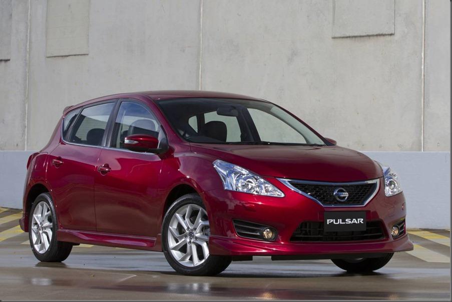 Nissan Pulsar Hatch SSS (1)