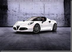 Alfa Romeo 4C Spider (1)