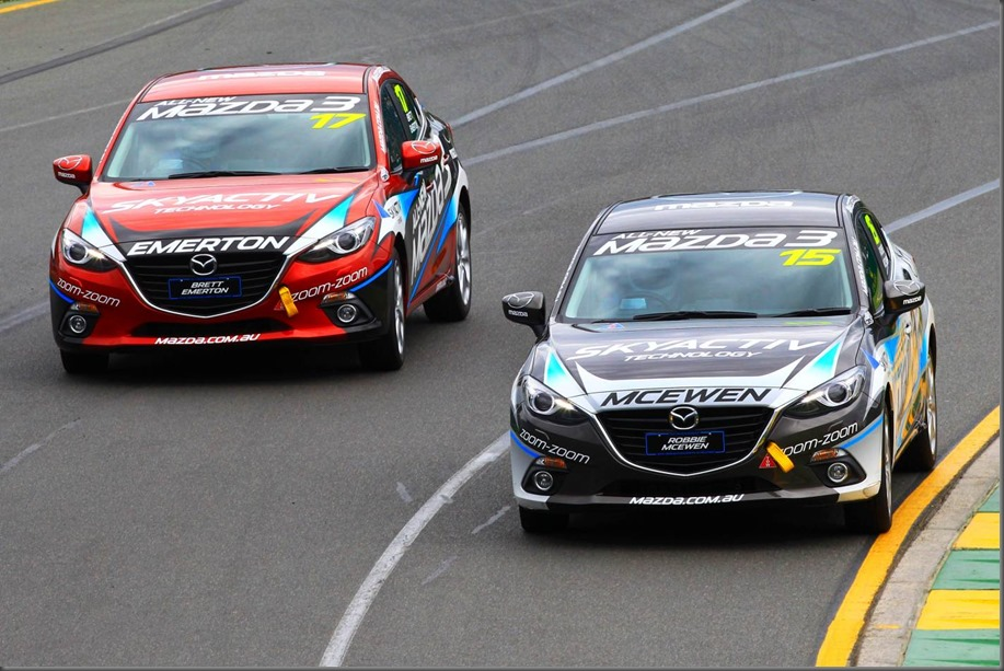 Australian Grand Prix's celebrity race axed - Speedcafe
