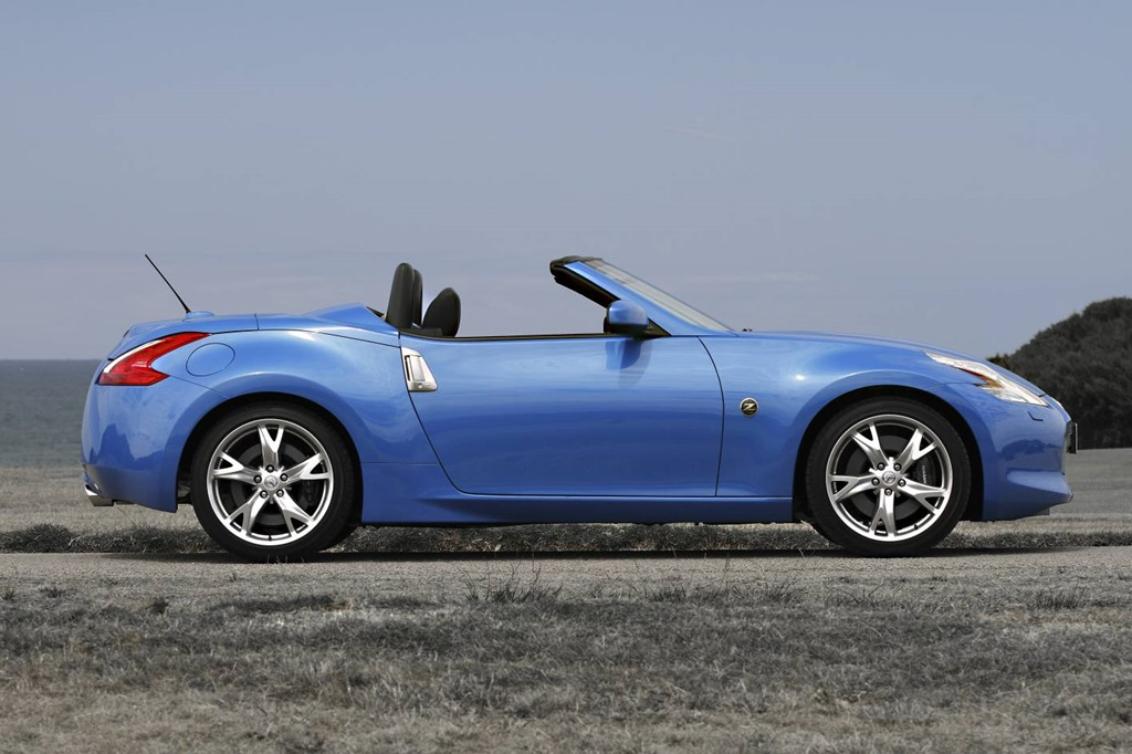 Nissan 370Z: The Strong Silent Type Needs A Make Over