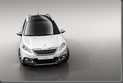 Peugeot 2008 crossover (1)
