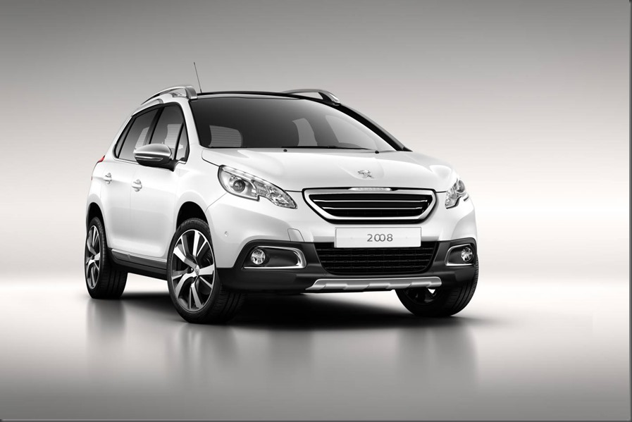 Peugeot 2008 crossover (4)