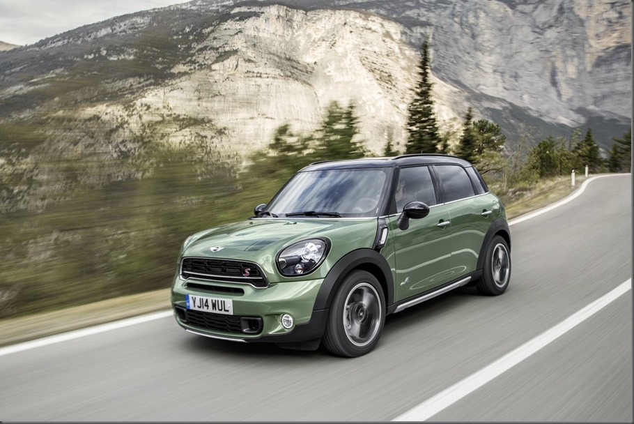 2014 MINI Countryman (1)