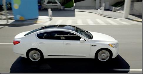 k900  driving