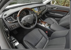 k900  interior