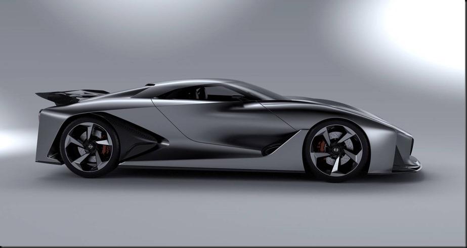 NISSAN CONCEPT 2020 Vision Gran Turismo GAYCARBOYS (1)
