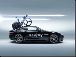 jaguar F-Type Concept To Support Team Sky gaycarboys (3)