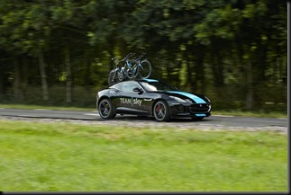 jaguar F-Type Concept To Support Team Sky gaycarboys (5)