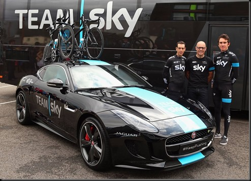 jaguar F-Type Concept To Support Team Sky gaycarboys (7)