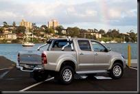 2011 Toyota HiLux SR5 Double Cab 4x4 petrol V6