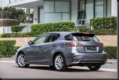 2014 Lexus CT 200h Sports Luxury