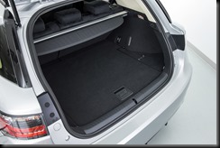 2014 Lexus CT 200h Luxury cargo