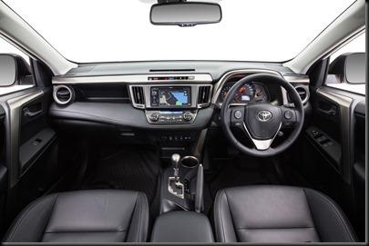 2013 Toyota RAV4 Cruiser auto