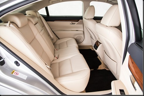 2013 Lexus ES 300h Sports Luxury