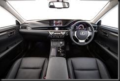 2013 Lexus ES 300h Luxury