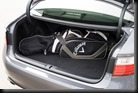 2013 Lexus ES 350 Luxury boot space