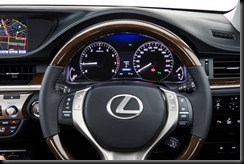 2013 Lexus ES 350 Sports Luxury (ECO mode)