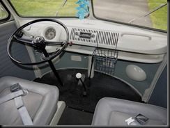 fully-restored Californian built 1966 VW Kombi 'E-Z' Camper GAYCARBOYS (1)