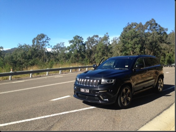 Grand Cherokee SRT GAYCARBOYS Star Observer  (2)
