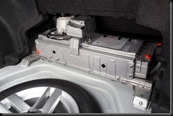 2012 Toyota Camry Hybrid - Camry HL battery