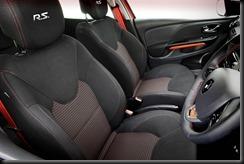 Clio R.S. 200 Sport interior gaycarboys