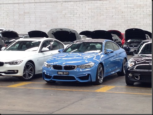 BMW i8 and i3 and M3 gaycarboys (2)