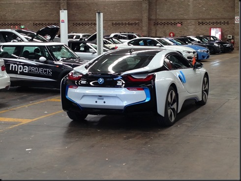 BMW i8 and i3 and M3 gaycarboys (7)