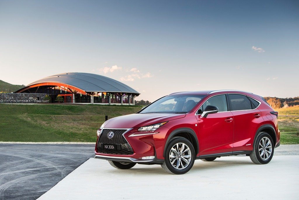 lexus nx 300h gorgeous looking thing but is it any good gaycarboys com. Black Bedroom Furniture Sets. Home Design Ideas