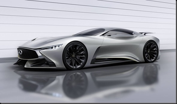 INFINITI CONCEPT Vision Gran Turismo gaycarboys
