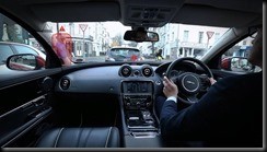 Jaguar Land Rover has launched a research project to develop technologies that will offer drivers a 3600 GAYCARBOYS (3)