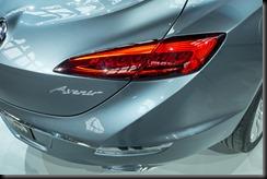 Buick Unveils Avenir Concept At 2015 Pre-NAIAS Event