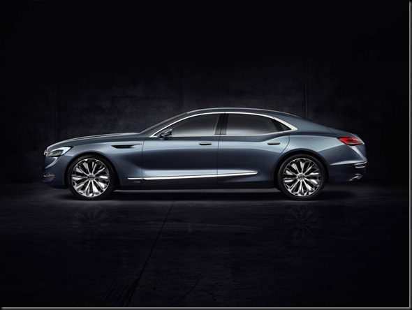 Designed in collaboration with GM North America, and built at GM Australia's advanced design studio in Port Melbourne, the Buick Avenir  gaycarboys (1)