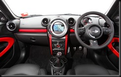 Mini Paceman Dash GAYCARBOYS