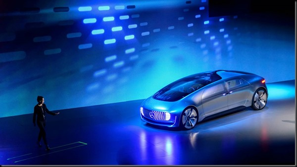 World premiere of the Mercedes-Benz F 015 Luxury in Motion at the CES GAYCARBOYS (2)