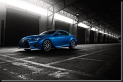 8 RC F %28pre%2Dproduction model shown%29hr