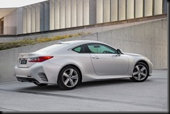 2014 Lexus RC 350 Luxury