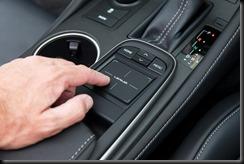 2014 Lexus RC 350 Luxury remote touch