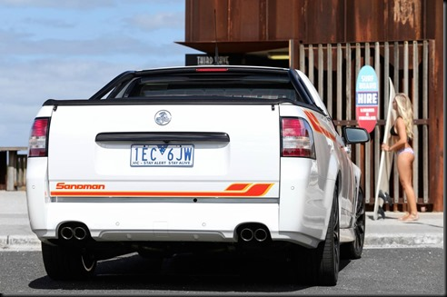 2015 holden sandman wagon and ute (1)