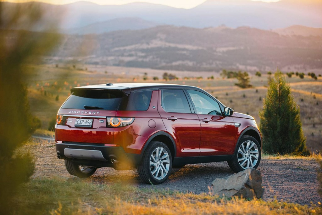 Land Rover Australia Announces Pricing For New 2015 Land