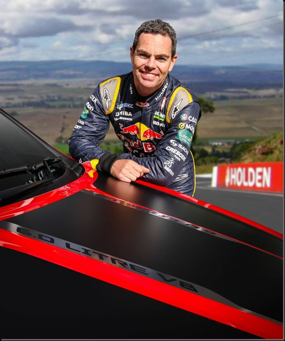 Holden Craig Lowndes SS V Special Edition Commodore gaycarboys (1)