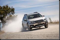 MY15 Subaru Outback 3.6R