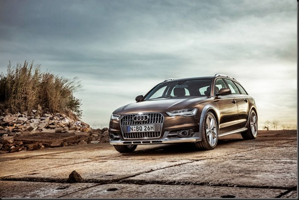 The new Audi A6 allroad quattro 3.0 TDI gaycarboys (3)