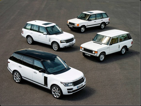 45 Years of Range Rover gaycarboys (1)