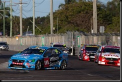 Scott McLaughlin claimed his best finish of the 2015 V8 Supercars  gaycarboys (1)
