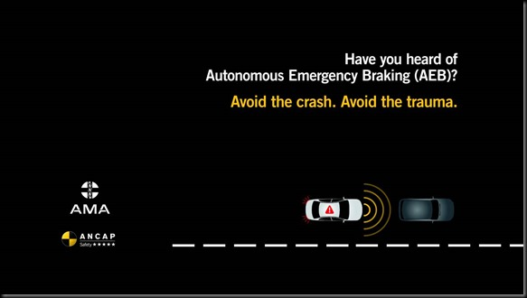 Autonomous Emergency Braking (AEB) - Avoid the Crash